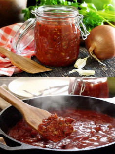 Easy Paleo Marinara Meat Sauce Recipe | Paleo Newbie