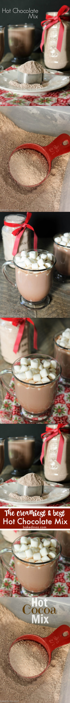 Hot Chocolate Mix | Baked in AZ