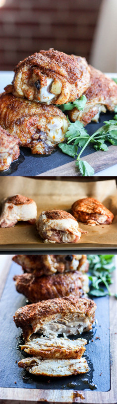 How To: Roast Bone-In Chicken Thighs