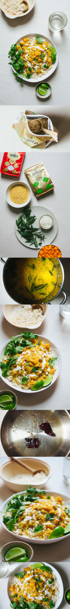 Versatile Mung Dal Stew with Healing Spices - Golubka Kitchen
